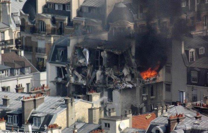 17 τραυματίες στο Παρίσι από την έκρηξη αερίου - εικόνα 2