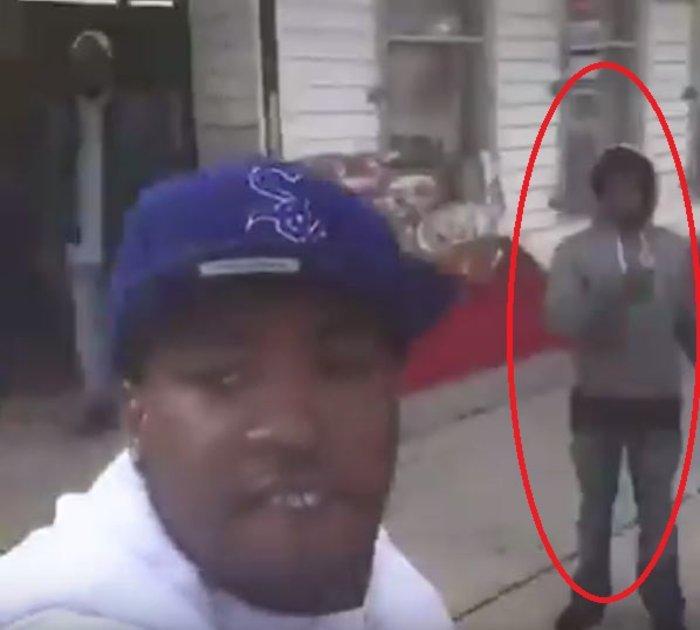 Μετέδωσε Live την εκτέλεσή του στο Facebook