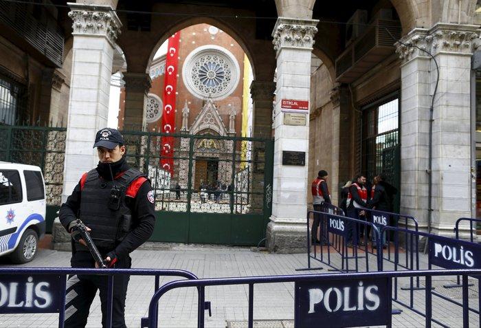 Απόρρητο έγγραφο προειδοποιεί για νέες επιθέσεις στην Τουρκία