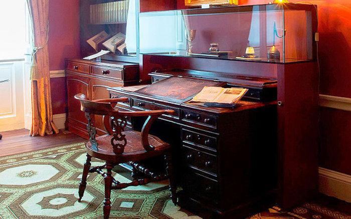 Το γραφείο του Ντίκενς