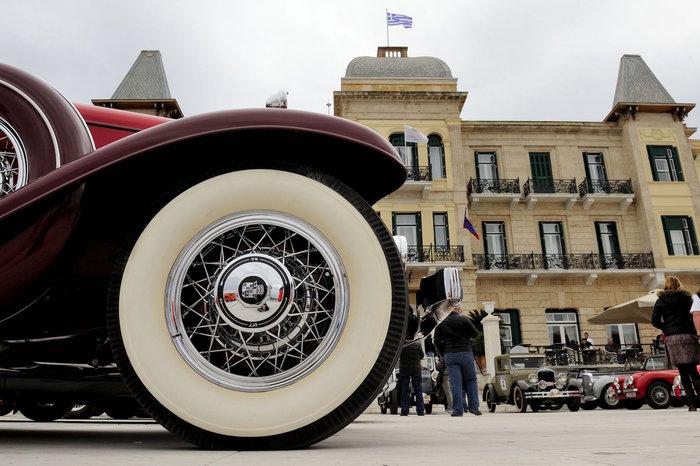 Οι Σπέτσες δονούνται στο ρυθμό του «Εαρινού Ράλι Κλασικών Αυτοκινήτων»