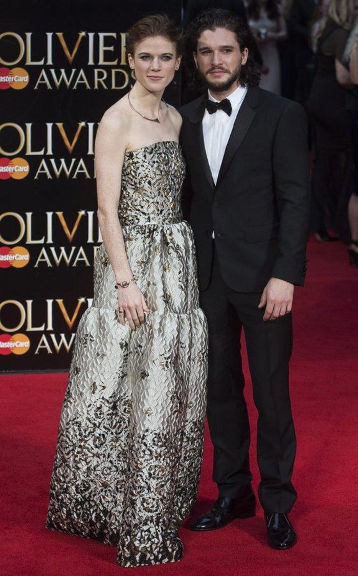 Ο Τζον Σνόου και η Ύγκριτ είναι ζευγάρι.Δείτε τους στην πρώτη τους εμφάνιση