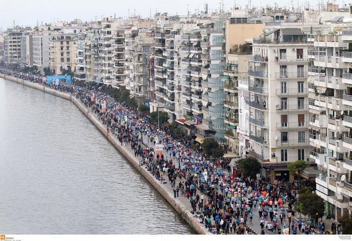 H WIND Running Team στον 11ο Διεθνή Μαραθώνιο Μέγας Αλέξανδρος Θεσσαλονίκης - εικόνα 13