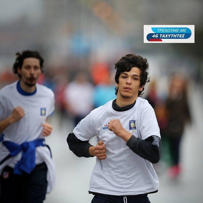 H WIND Running Team στον 11ο Διεθνή Μαραθώνιο Μέγας Αλέξανδρος Θεσσαλονίκης - εικόνα 10