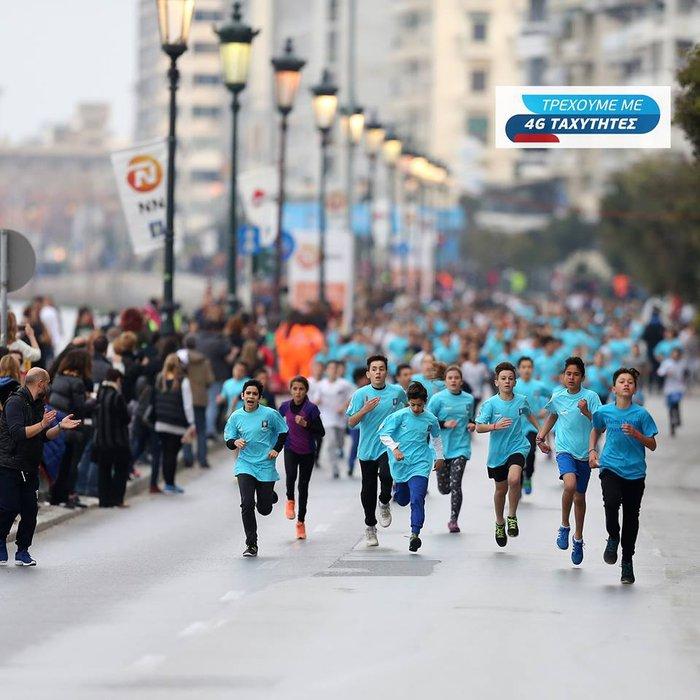H WIND Running Team στον 11ο Διεθνή Μαραθώνιο Μέγας Αλέξανδρος Θεσσαλονίκης - εικόνα 18