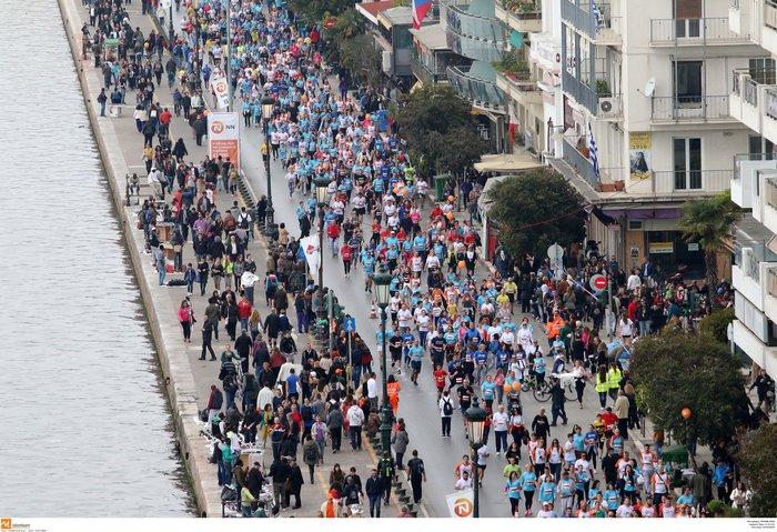H WIND Running Team στον 11ο Διεθνή Μαραθώνιο Μέγας Αλέξανδρος Θεσσαλονίκης - εικόνα 21