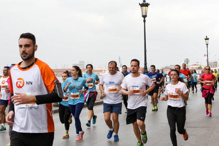 H WIND Running Team στον 11ο Διεθνή Μαραθώνιο Μέγας Αλέξανδρος Θεσσαλονίκης - εικόνα 23