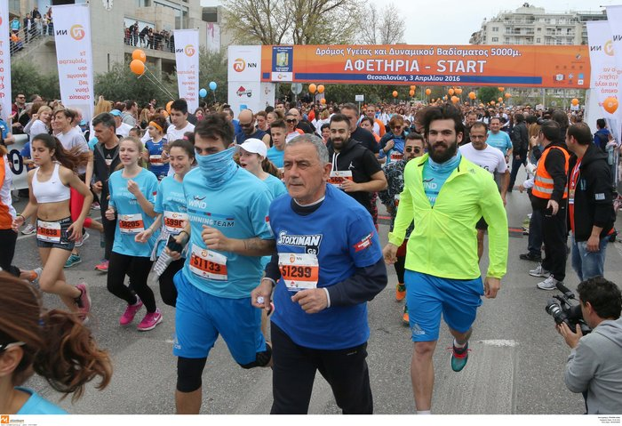 H WIND Running Team στον 11ο Διεθνή Μαραθώνιο Μέγας Αλέξανδρος Θεσσαλονίκης - εικόνα 24