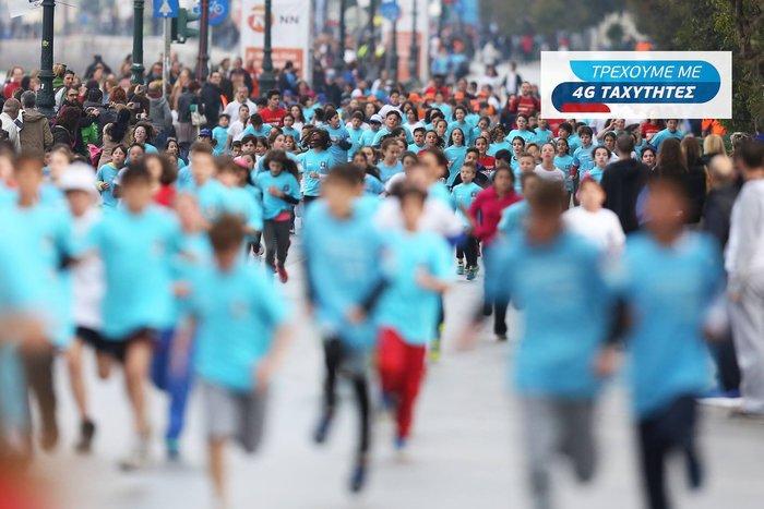 H WIND Running Team στον 11ο Διεθνή Μαραθώνιο Μέγας Αλέξανδρος Θεσσαλονίκης - εικόνα 7