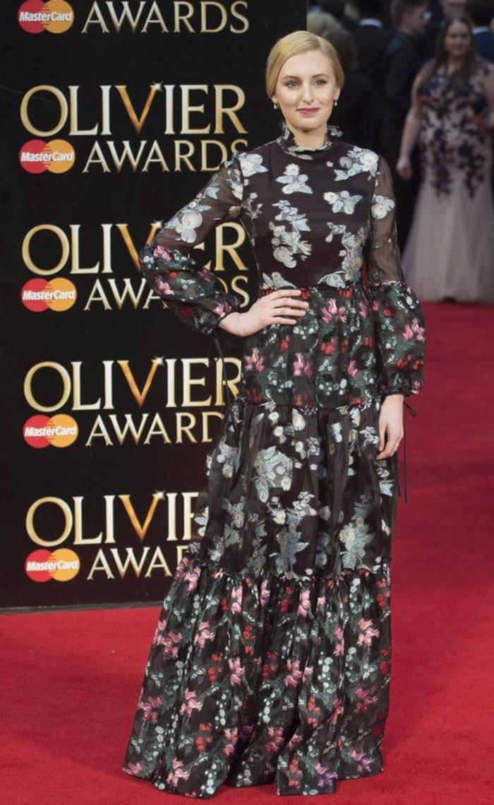 Βραβεία Ολίβιε: ΄Οταν το κόκκινο χαλί στενάζει από το ...κιτς