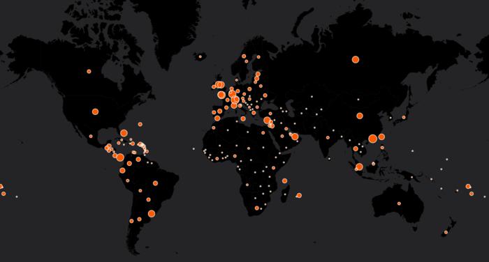 Αυτός είναι ο χάρτης με τις offshore σε όλο τον κόσμο