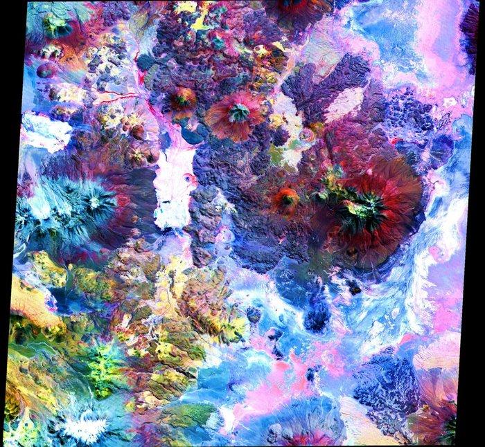 20 εκπληκτικές εικόνες της γης από το διάστημα, για 1η φορά στη δημοσιότητα