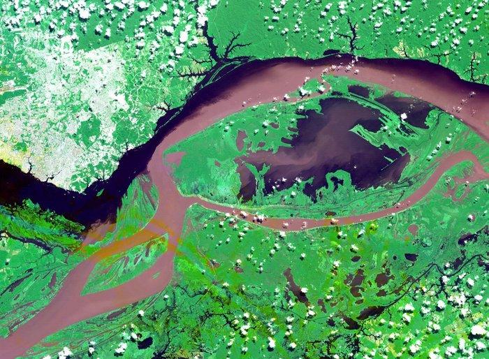 20 εκπληκτικές εικόνες της γης από το διάστημα, για 1η φορά στη δημοσιότητα - εικόνα 2