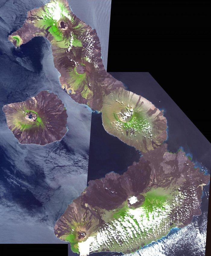 20 εκπληκτικές εικόνες της γης από το διάστημα, για 1η φορά στη δημοσιότητα - εικόνα 3