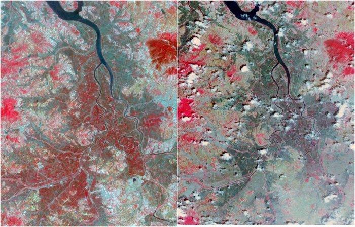 20 εκπληκτικές εικόνες της γης από το διάστημα, για 1η φορά στη δημοσιότητα - εικόνα 5