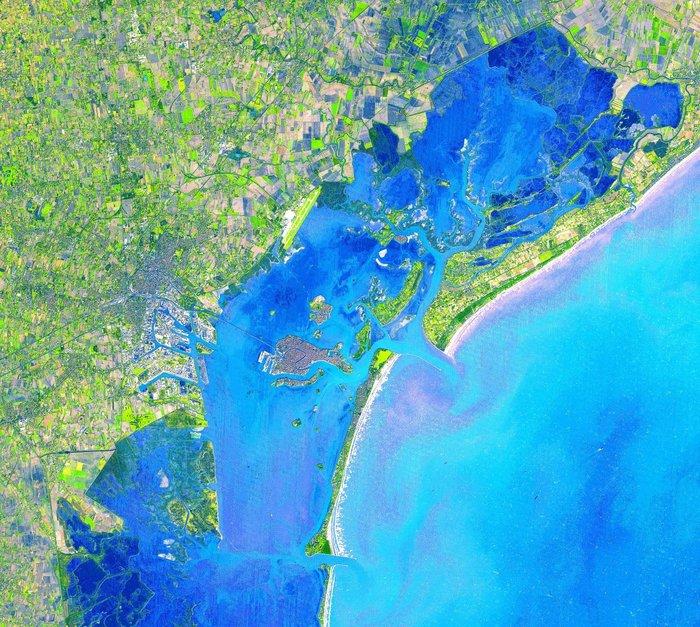 20 εκπληκτικές εικόνες της γης από το διάστημα, για 1η φορά στη δημοσιότητα - εικόνα 8