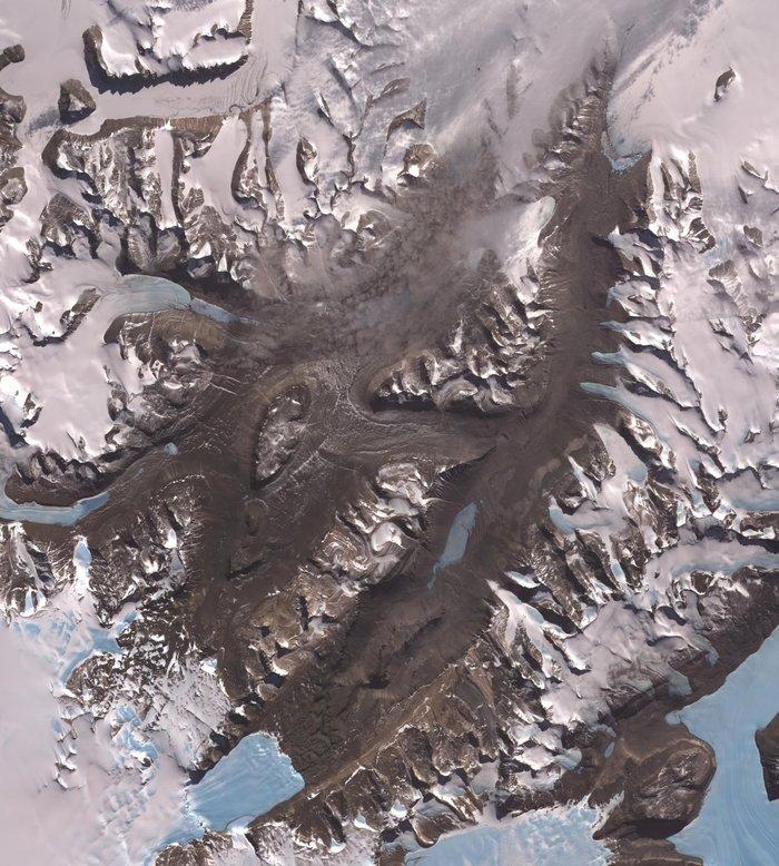 20 εκπληκτικές εικόνες της γης από το διάστημα, για 1η φορά στη δημοσιότητα - εικόνα 10