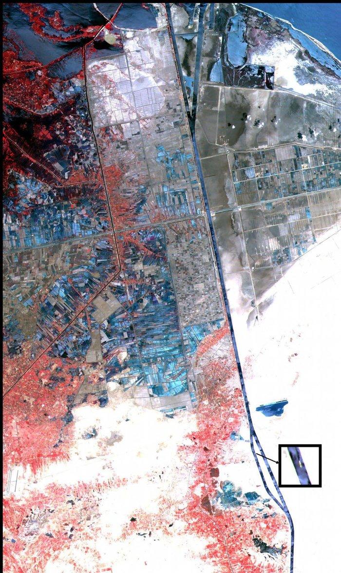 20 εκπληκτικές εικόνες της γης από το διάστημα, για 1η φορά στη δημοσιότητα - εικόνα 13