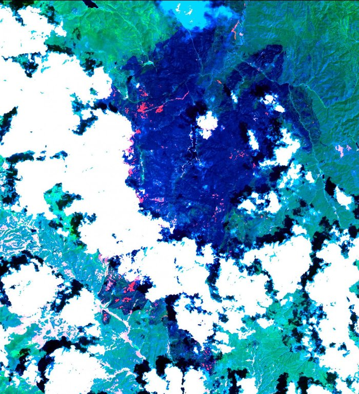 20 εκπληκτικές εικόνες της γης από το διάστημα, για 1η φορά στη δημοσιότητα - εικόνα 15