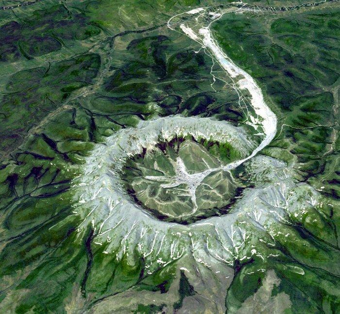 20 εκπληκτικές εικόνες της γης από το διάστημα, για 1η φορά στη δημοσιότητα - εικόνα 16