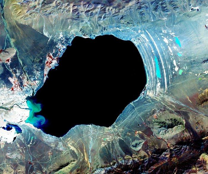 20 εκπληκτικές εικόνες της γης από το διάστημα, για 1η φορά στη δημοσιότητα - εικόνα 17