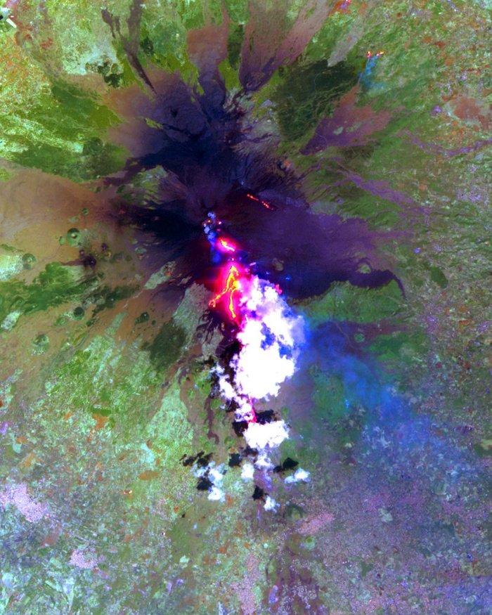 20 εκπληκτικές εικόνες της γης από το διάστημα, για 1η φορά στη δημοσιότητα - εικόνα 18