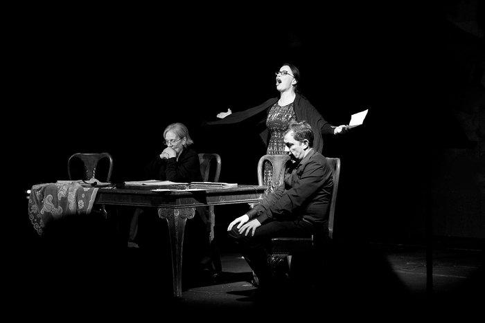 Ο αναίμακτος, επιτυχημένος Εμφύλιος του Εθνικού θεάτρου - εικόνα 3