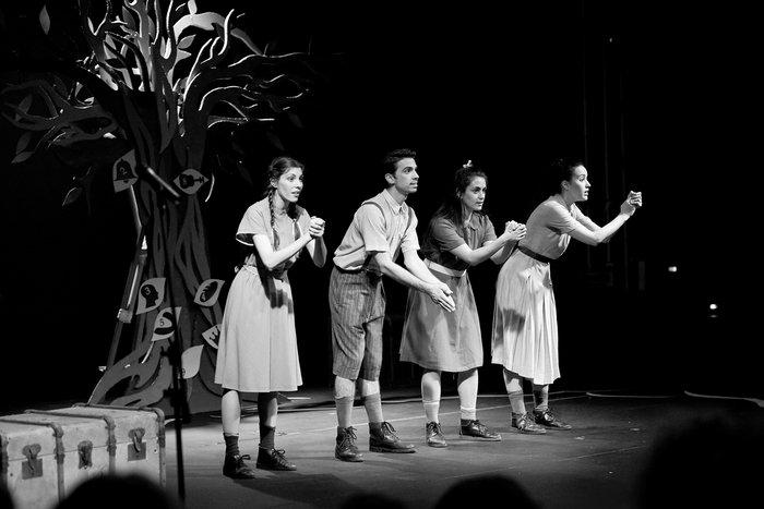 Ο αναίμακτος, επιτυχημένος Εμφύλιος του Εθνικού θεάτρου - εικόνα 4