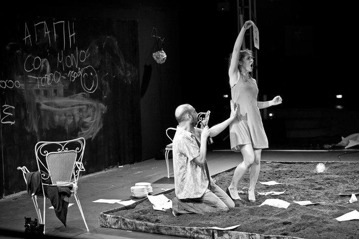 Ο αναίμακτος, επιτυχημένος Εμφύλιος του Εθνικού θεάτρου - εικόνα 17