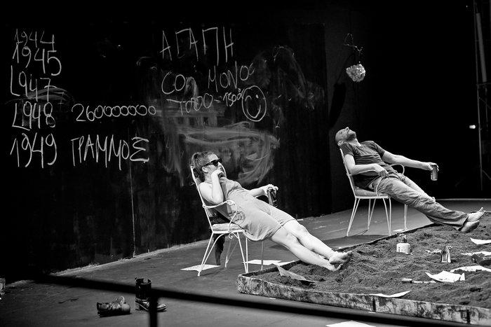 Ο αναίμακτος, επιτυχημένος Εμφύλιος του Εθνικού θεάτρου - εικόνα 18