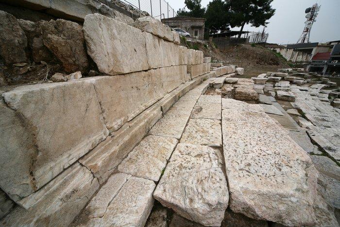 Ανοιχτό στο κοινό το αρχαίο θέατρο Λάρισας - εικόνα 4