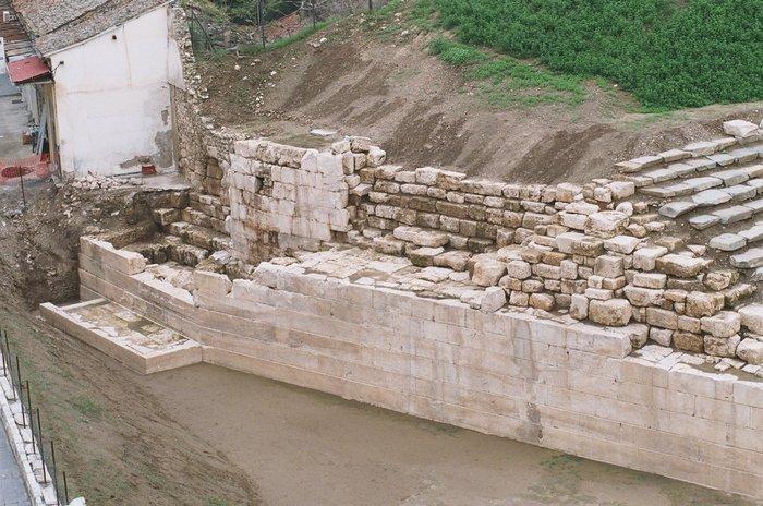 Ανοιχτό στο κοινό το αρχαίο θέατρο Λάρισας - εικόνα 5