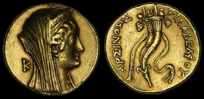 Μια αλεξανδρινή βασίλισσα στο Αρχαιολογικό μουσείο - εικόνα 2