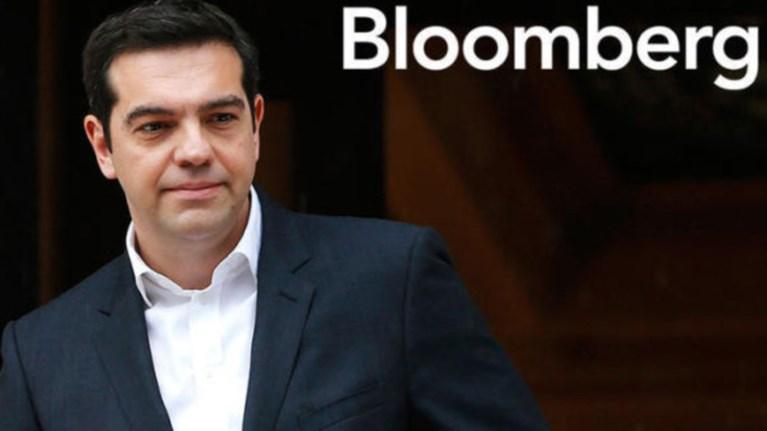 Αποτέλεσμα εικόνας για Bloomberg: Ο Τσίπρας