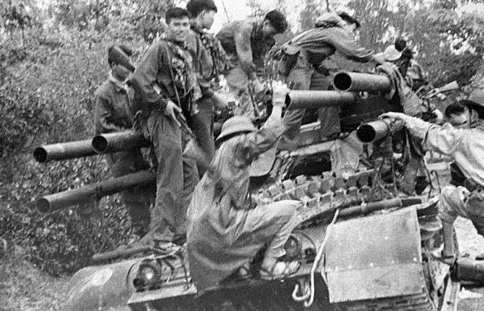 Σύμφωνα με τα έγγραφα η αμερικανική διοίκηση παραπλάνησε το Κογκρέσο για τον πόλεμο στο Βιετνάμ