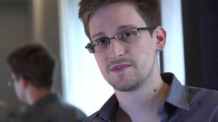 Ο πρώην υπάλληλος της CIA Έντουαρντ Σνόουντεν
