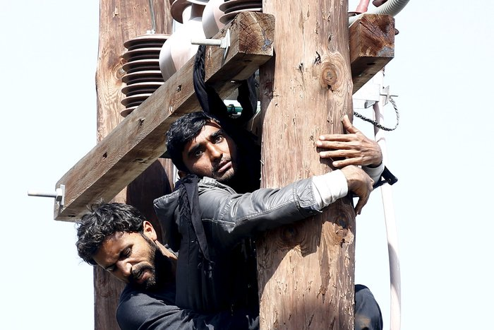 Μετανάστης προσπάθησε να αυτοκτονήσει στo hotspot της Μόρια - εικόνα 6