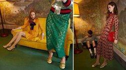 Διαφήμιση της Gucci με σκελετωμένο μοντέλο, απαγορεύτηκε στην Αγγλία