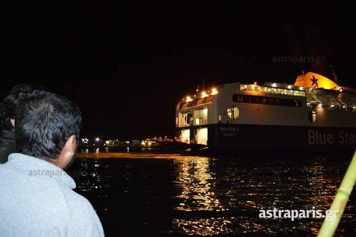 «Κλεφτοπόλεμος» με πρόσφυγες τη νύχτα στο κέντρο της Αθήνας - εικόνα 9
