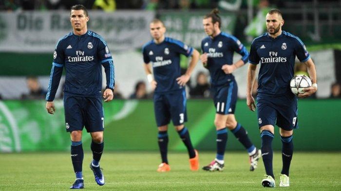 Champions League: Με 2-0 η Βόλφσμπουργκ νίκησε τη Ρεάλ στη Γερμανία