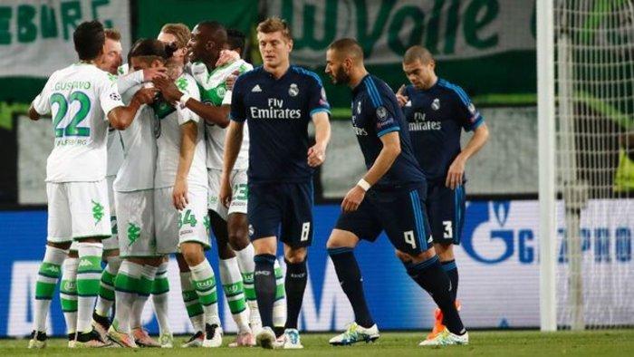 Champions League: Με 2-0 η Βόλφσμπουργκ νίκησε τη Ρεάλ στη Γερμανία - εικόνα 2