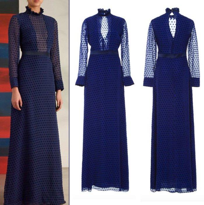 Η απροσδόκητη εμφάνιση της Κέιτ Μίντλετον με διαφανές φόρεμα - εικόνα 3