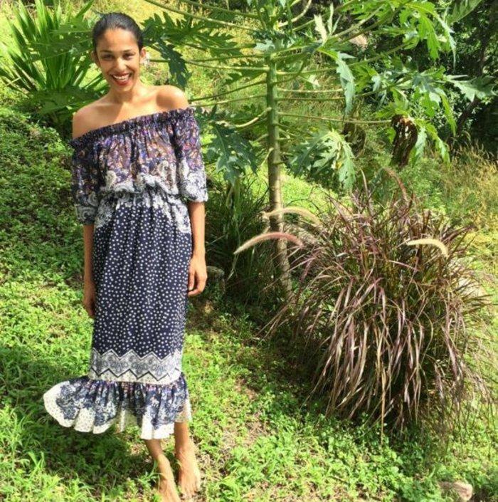 Η Ινδή σχεδιάστρια Saloni, το φόρεμα της οποίας επέλεξε η Κέιτ Μίντλετον