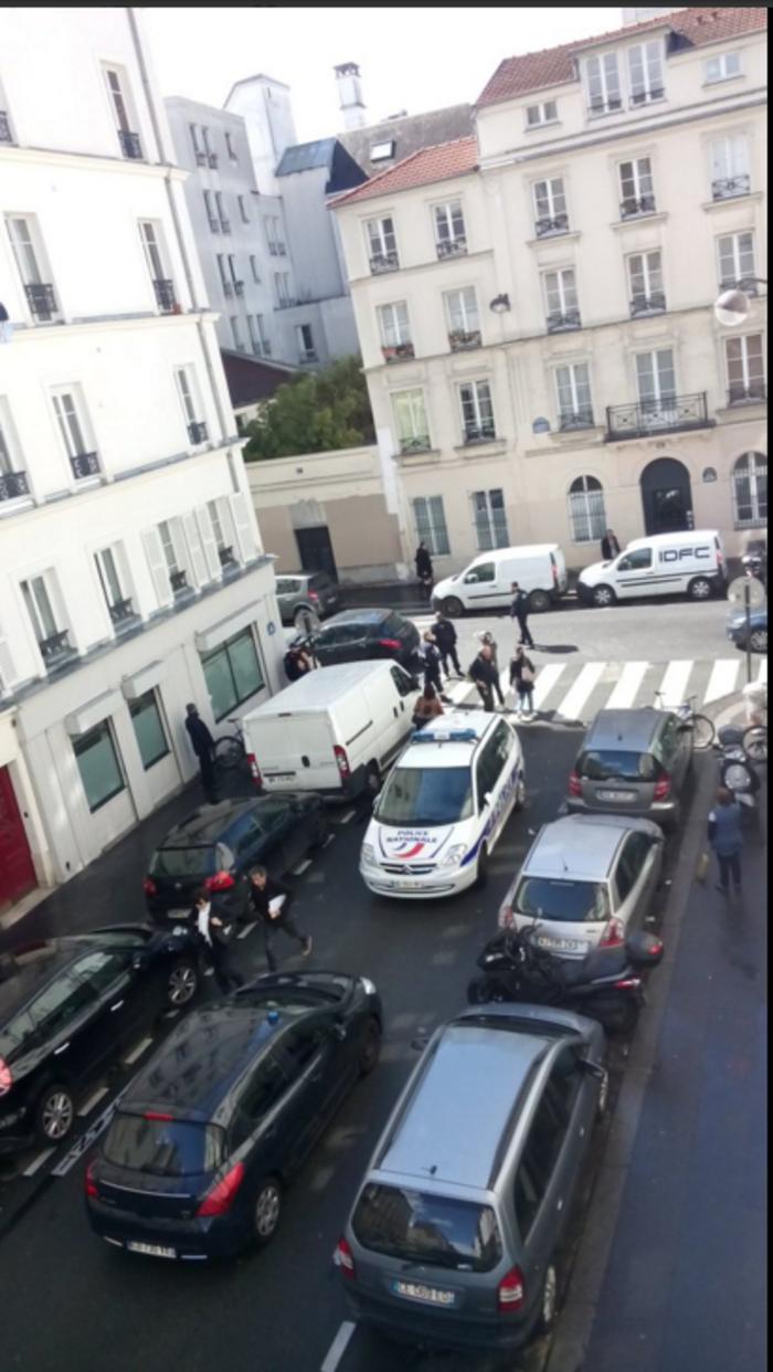 Πυροβολισμοί προκαλούν συναγερμό σε συνοικία στο Παρίσι