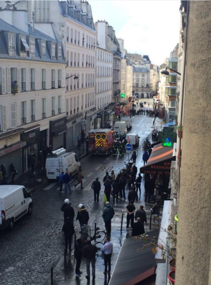 Πυροβολισμοί προκαλούν συναγερμό σε συνοικία στο Παρίσι - εικόνα 2