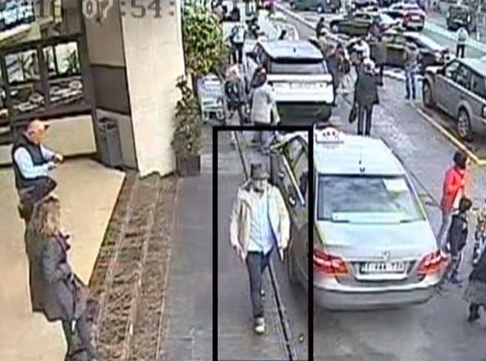Καρέ - καρέ η διαφυγή του «τρομοκράτη με το καπέλο»