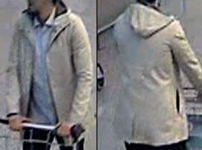 Καρέ - καρέ η διαφυγή του «τρομοκράτη με το καπέλο» - εικόνα 5
