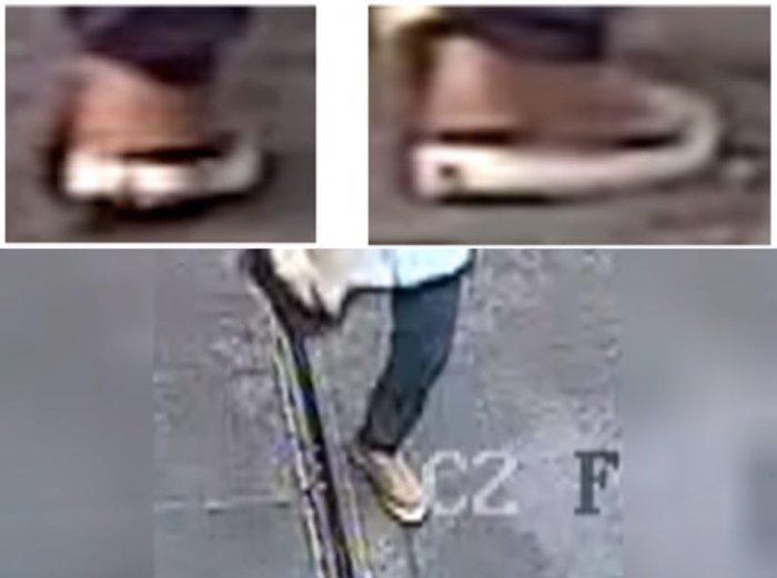 Καρέ - καρέ η διαφυγή του «τρομοκράτη με το καπέλο» - εικόνα 7