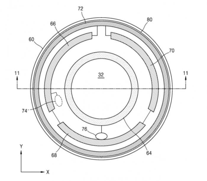 H Samsung ετοιμάζει έξυπνους φακούς επαφής με ενσωματωμένη κάμερα
