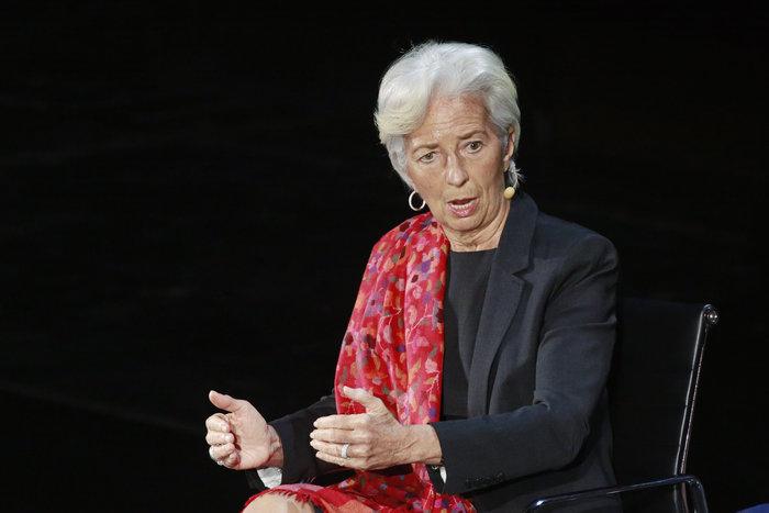 Δήλωση-γρίφος από την Λαγκάρντ για χρέος και ελάφρυνση